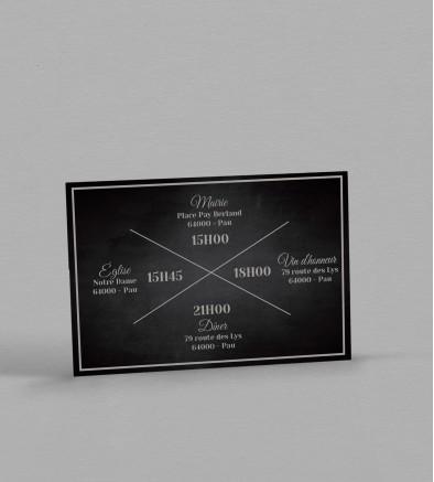 Programme vintage Clapper