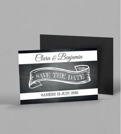 Save the date Magnet vintage Blake