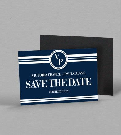 Save the date Magnet Valéry
