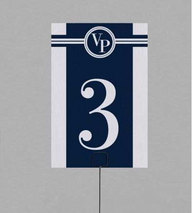Numéro de table Valéry