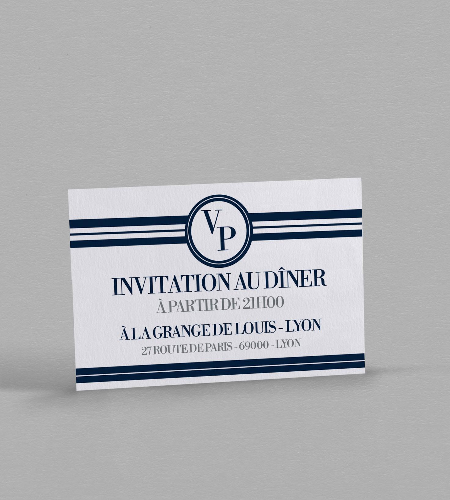 Carton dinvitation valry personnaliser sur notre module en ligne invitation repas valry stopboris Gallery