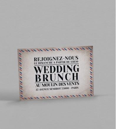 Wedding Brunch Beckett