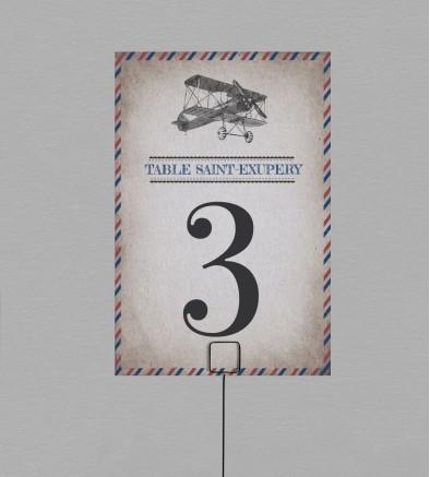 Numéro de table Beckett