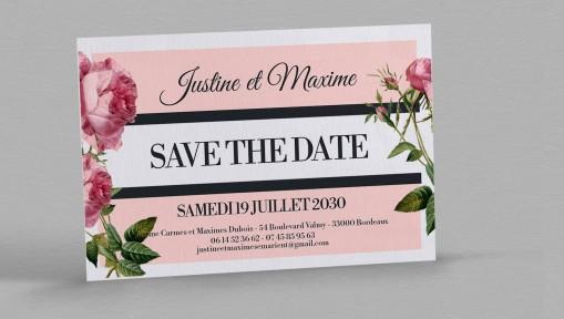 Save the date Champêtre Enola