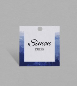 Marque place Infinity Blue