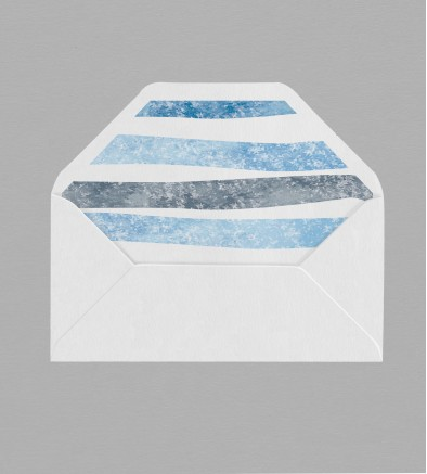 Intérieur enveloppe Matelot