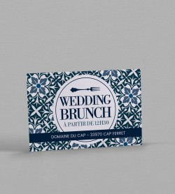 Wedding Brunch Jeanne