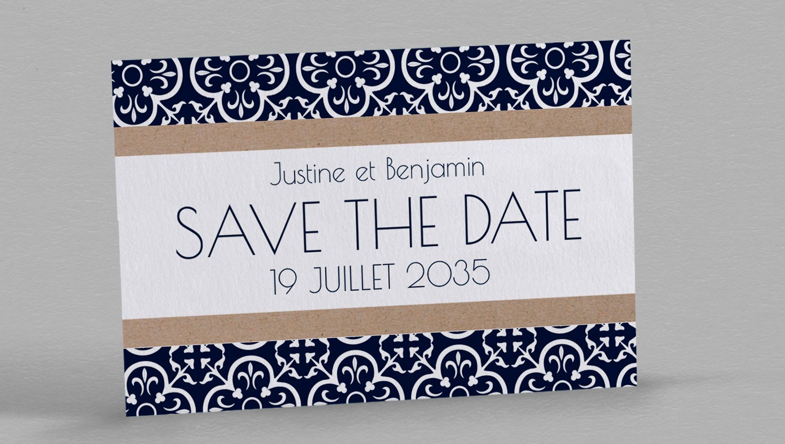 Save the date Felicie
