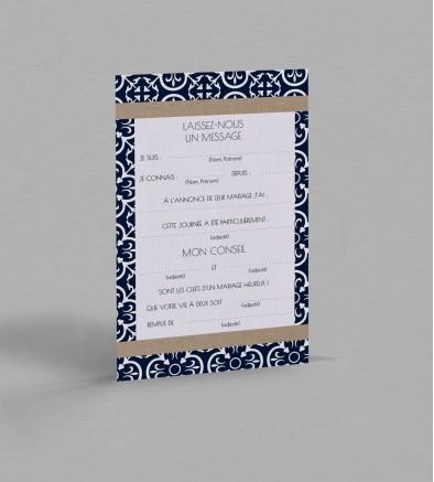 Carte urne Felicie