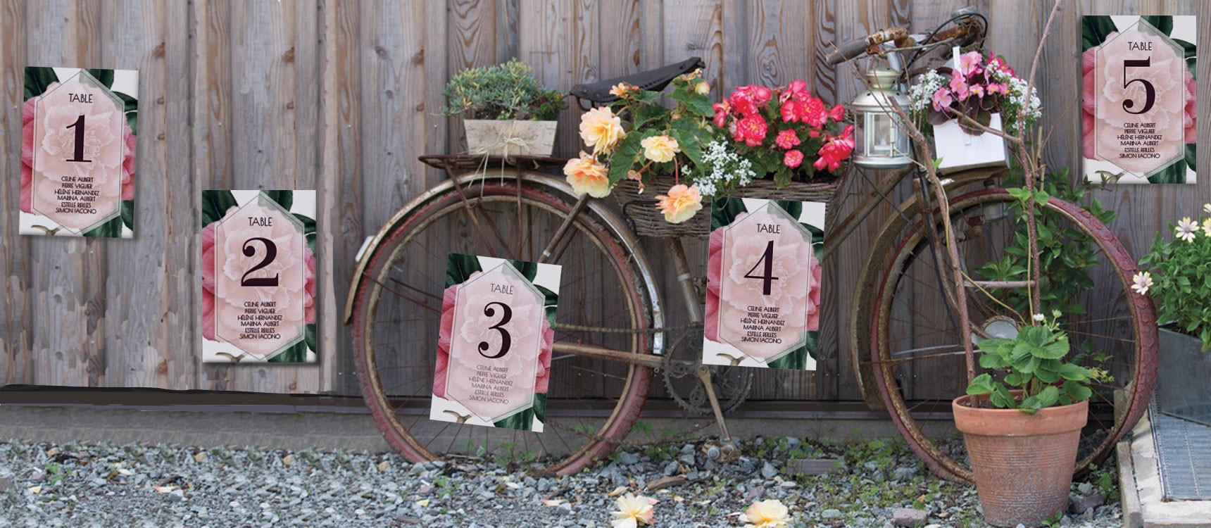 plan de table cam lia id al pour un mariage champ tre et. Black Bedroom Furniture Sets. Home Design Ideas