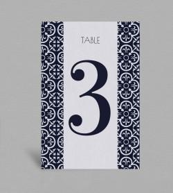 Numéro de table Félicie