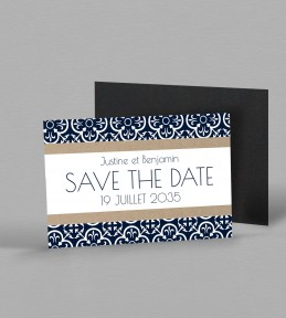 Save the date Magnet Félicie