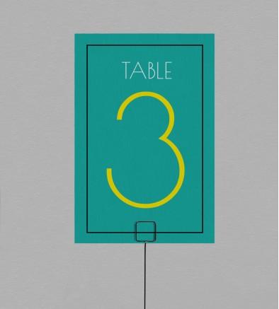 Numéro de table Brazil
