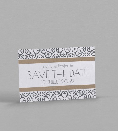 Save the date Salomée