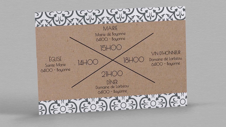 Extremement Programme de mariage de la collection Salomée entièrement DW-08
