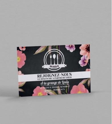 Wedding brunch champêtre Célestine