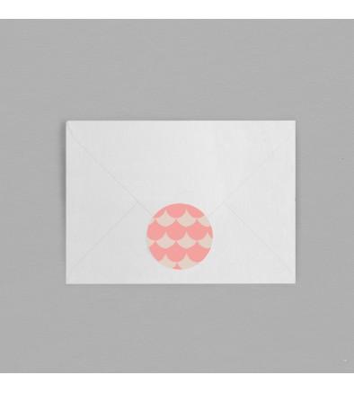 Macaron enveloppe Kiko