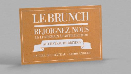 Wedding brunch champêtre chic Adèle