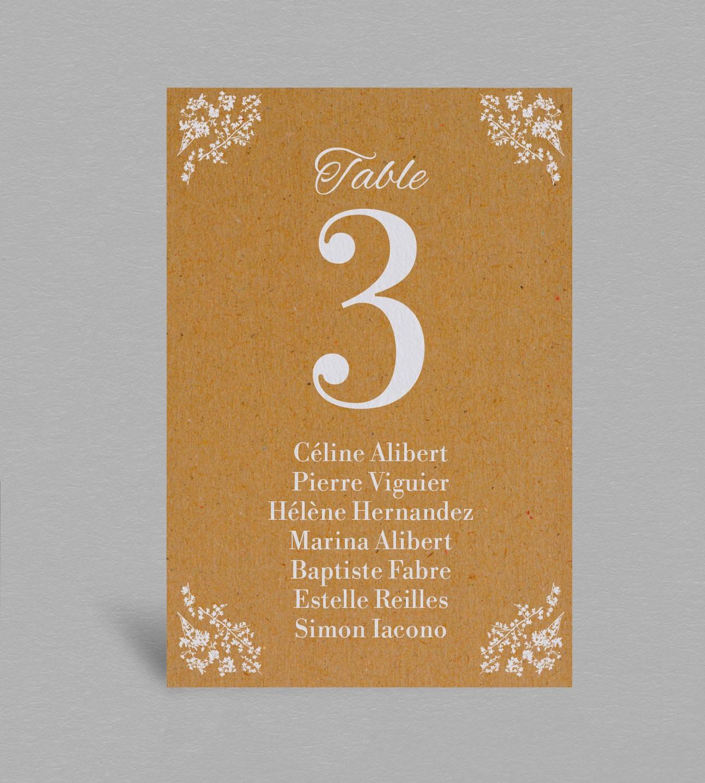 plan de table pour votre mariage champ tre chic personnaliser. Black Bedroom Furniture Sets. Home Design Ideas