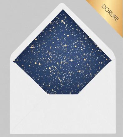 Intérieur enveloppe Constellations