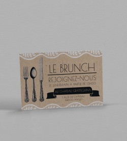 Wedding Brunch champêtre chic Juliette