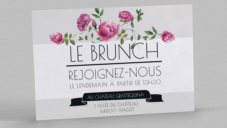 Wedding Brunch Champêtre Angèle