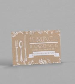 Wedding Brunch champêtre chic Colette