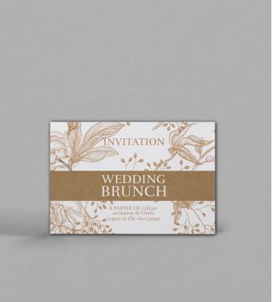 Wedding brunch Champêtre Garance