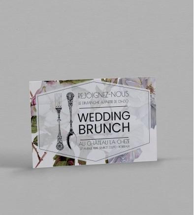 Wedding Brunch Botanique Appoline