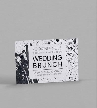 Wedding Brunch design Pollock