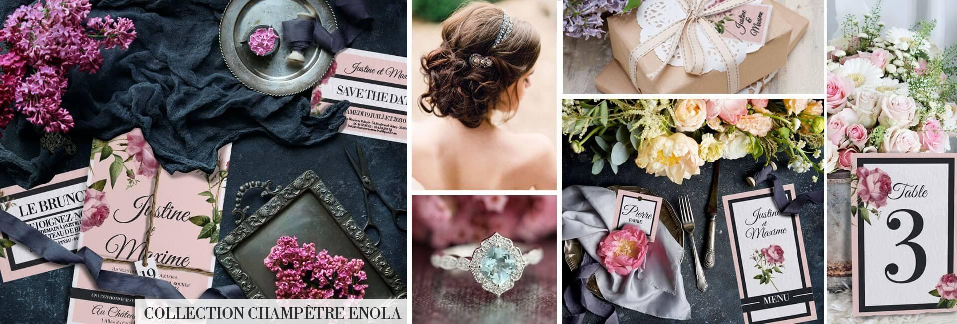 Collection champêtre Enola